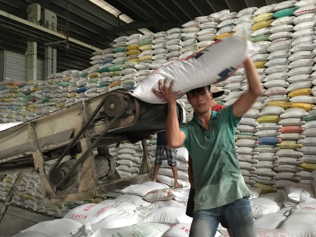 Doanh nghiệp được tự do xuất khẩu gạo hữu cơ